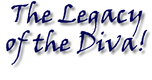 Legacy of the Diva logo